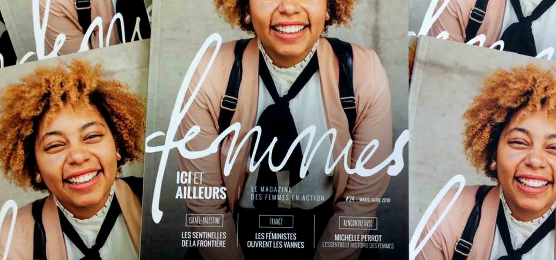 Axion Expansion - Un magazine qui parle des femmes